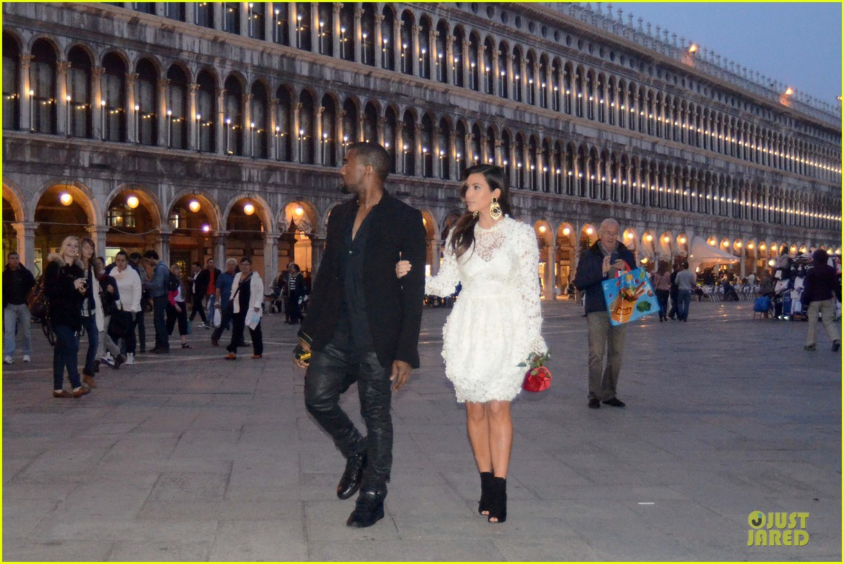 kanye west kim kardashian birthday dinner in venice 032742296