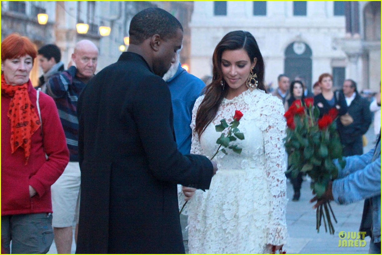 kanye west kim kardashian birthday dinner in venice 062742299