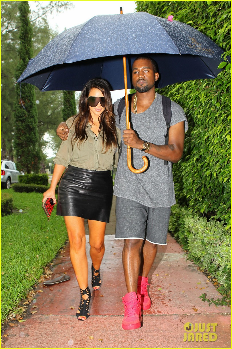 kim kardashian kanye west house hunting in miami 012735239