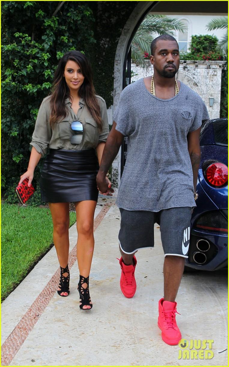 kim kardashian kanye west house hunting in miami 112735249