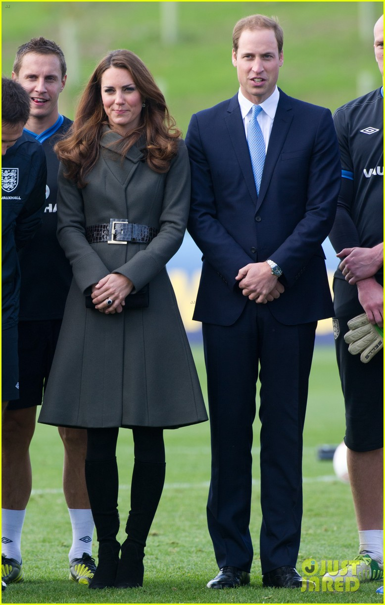 duchess kate prince william st georges park opening 012735326