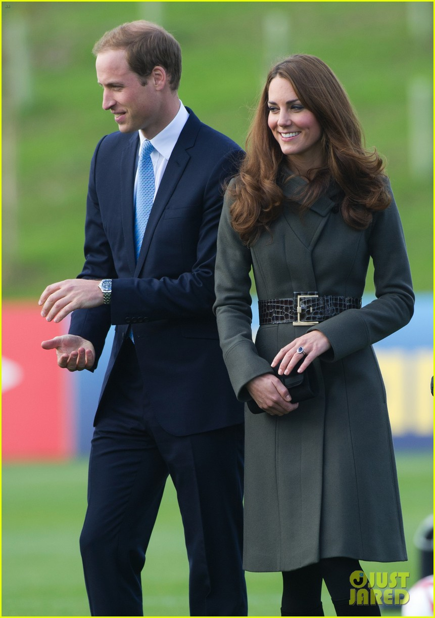 duchess kate prince william st georges park opening 042735329