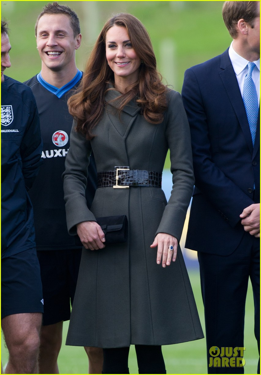 duchess kate prince william st georges park opening 062735331