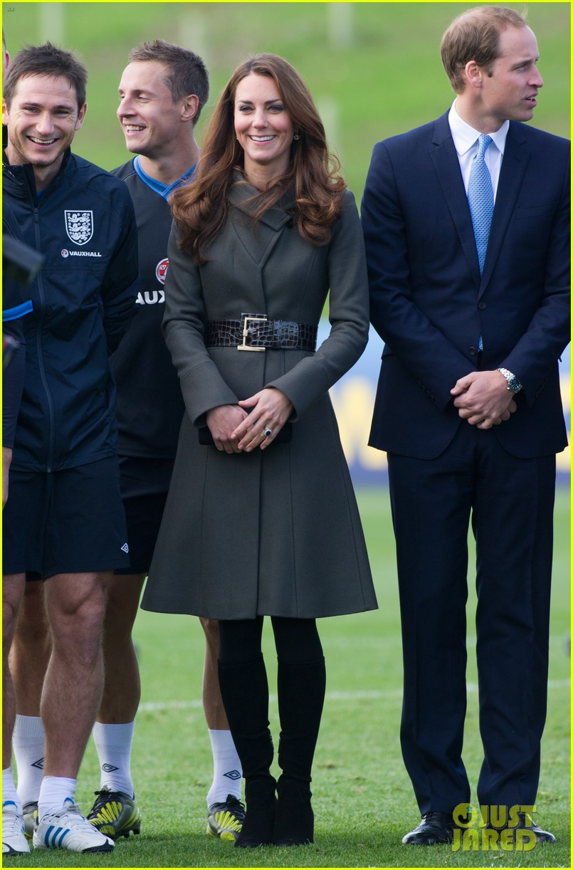 duchess kate prince william st georges park opening 072735332