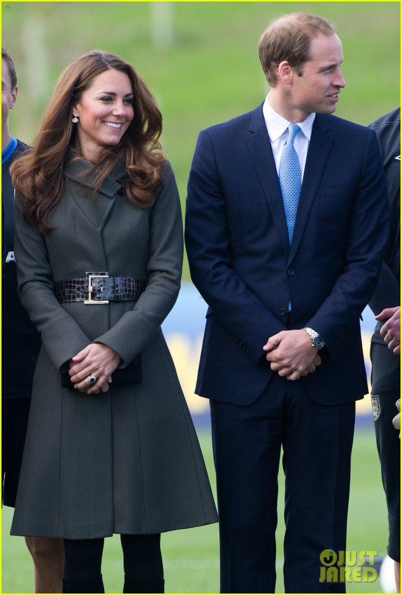 duchess kate prince william st georges park opening 092735334