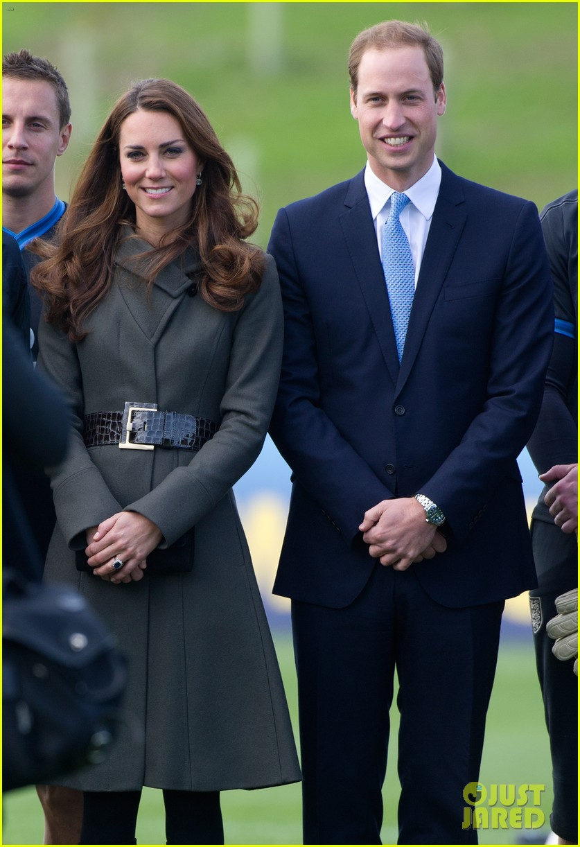 duchess kate prince william st georges park opening 102735335