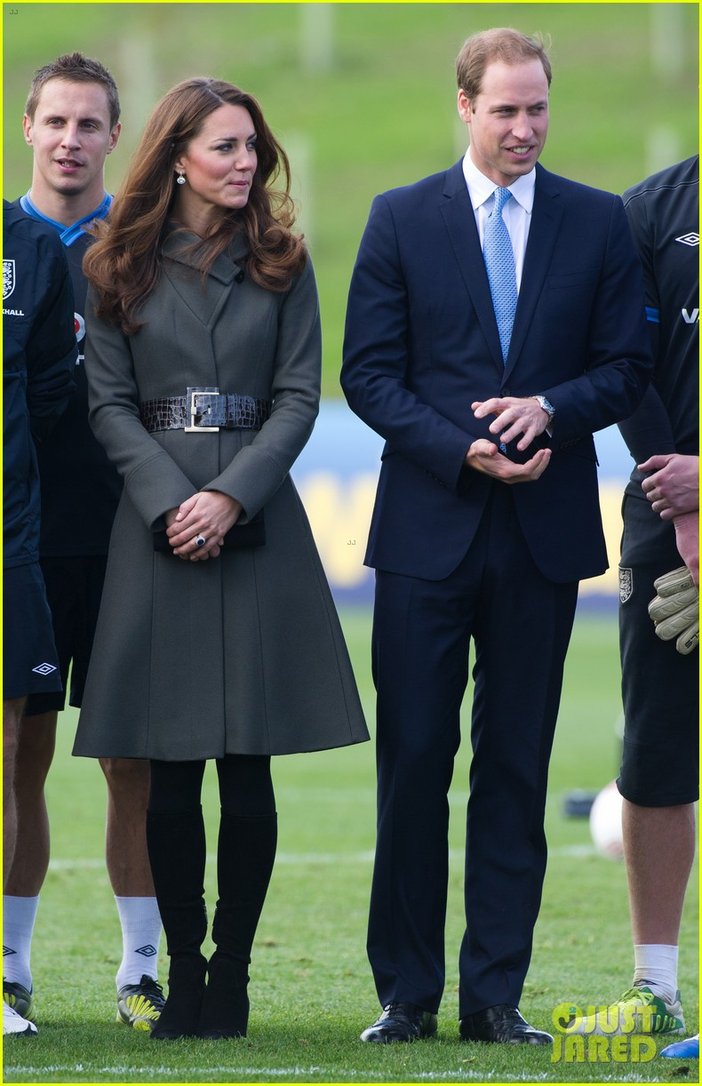 duchess kate prince william st georges park opening 112735336