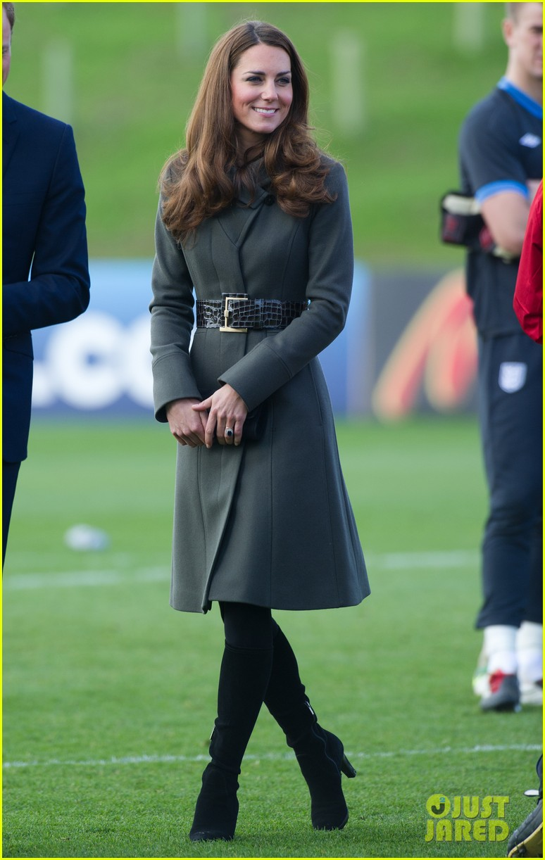 duchess kate prince william st georges park opening 132735338