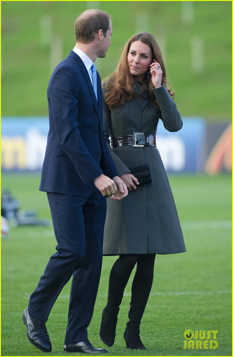 duchess kate prince william st georges park opening 142735339