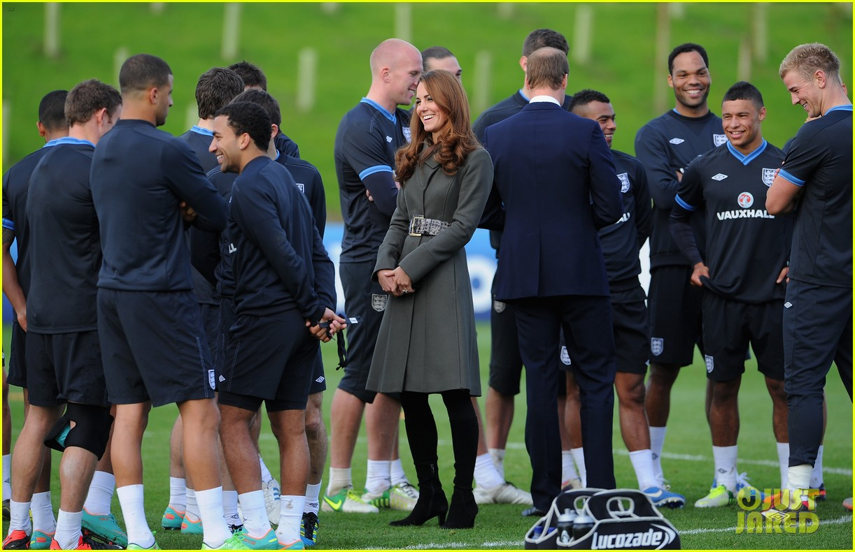 duchess kate prince william st georges park opening 212735346