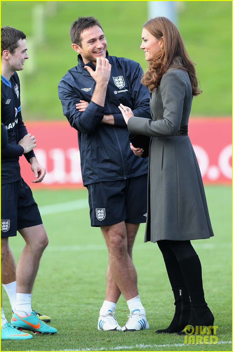 duchess kate prince william st georges park opening 232735348
