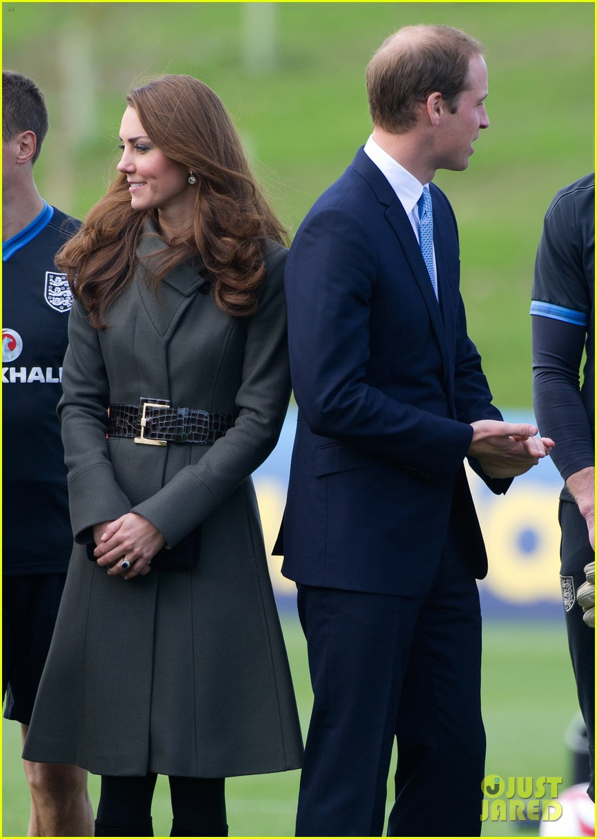 duchess kate prince william st georges park opening 252735350