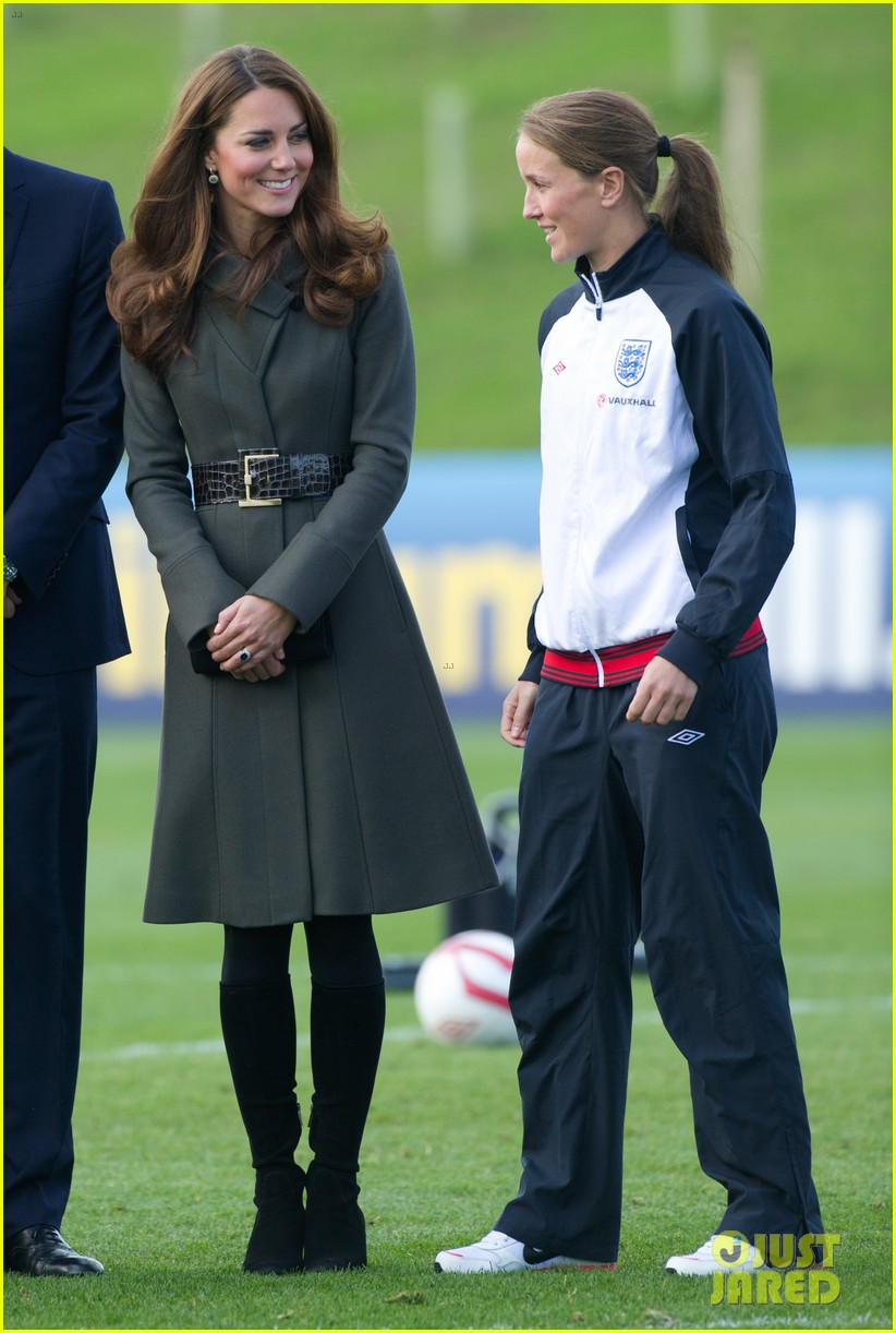 duchess kate prince william st georges park opening 282735353