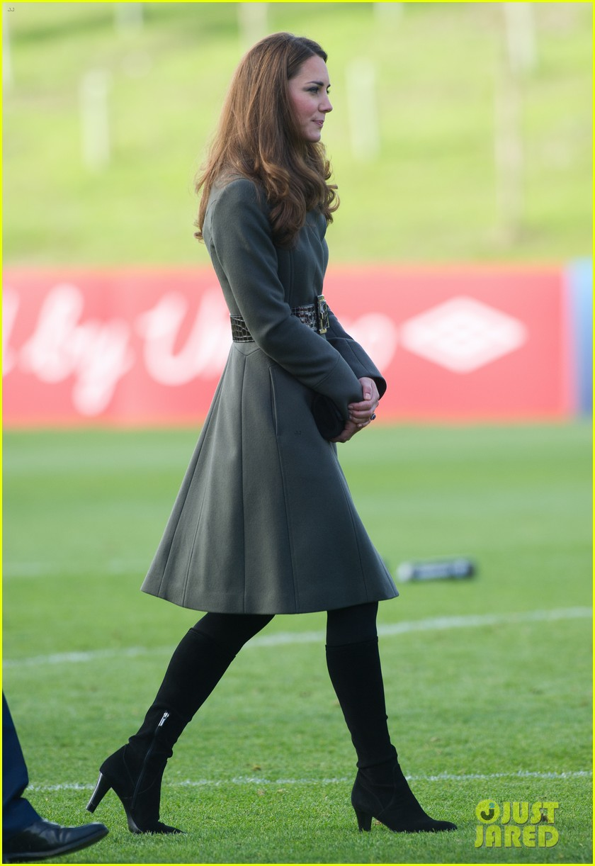 duchess kate prince william st georges park opening 292735354