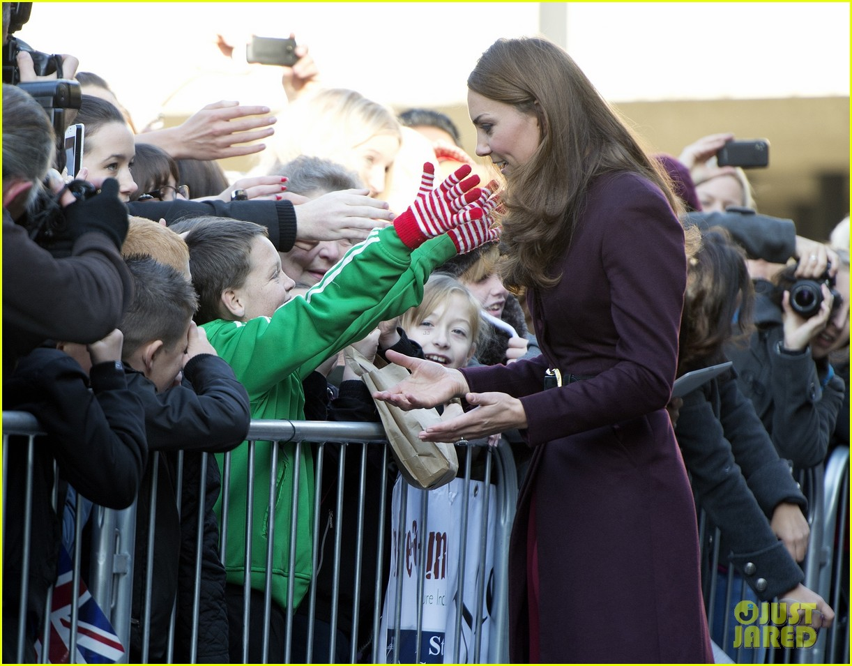 duchess kate newcastle civic center 04