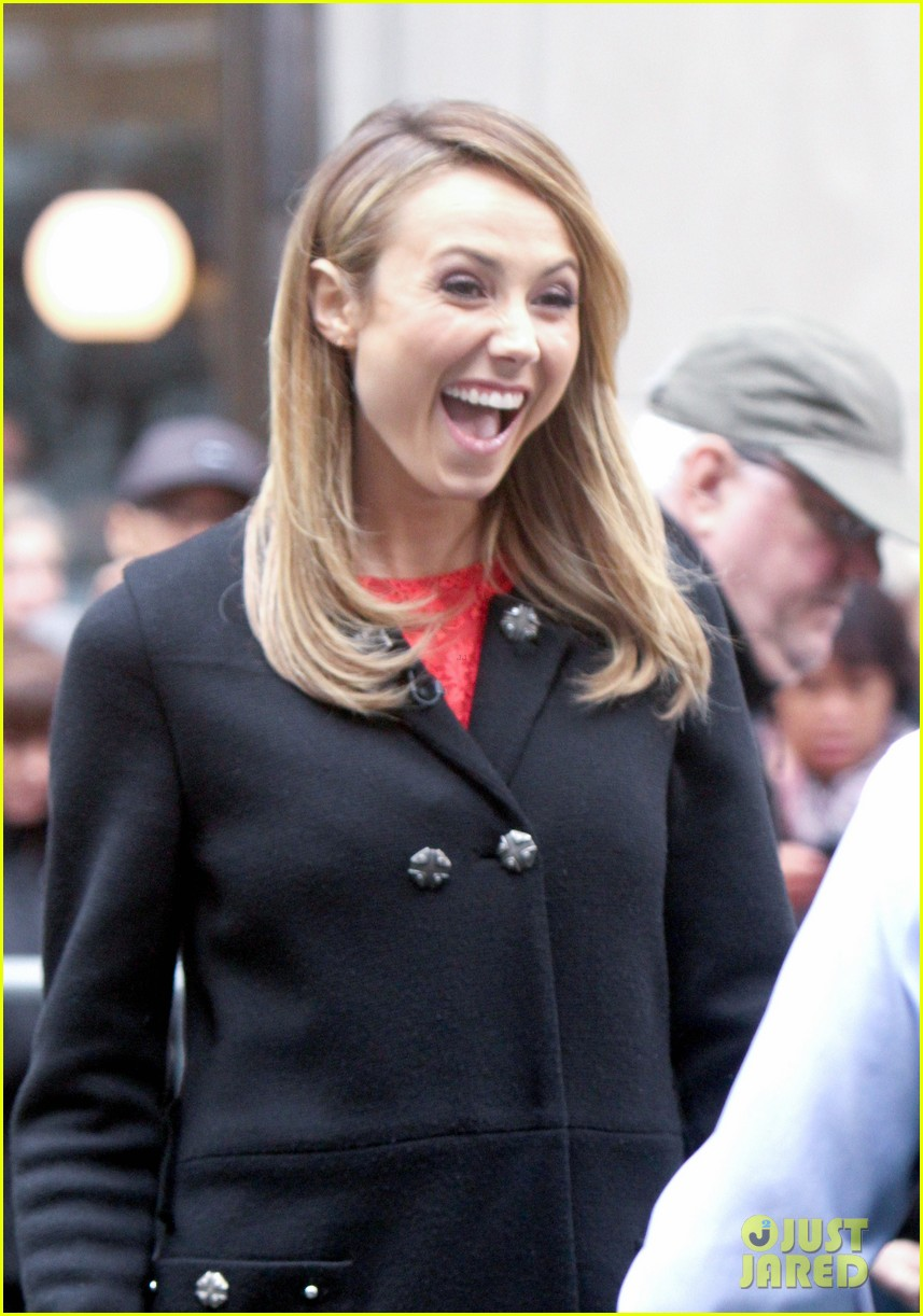 stacy keibler george clooney hes good at everything 022744767