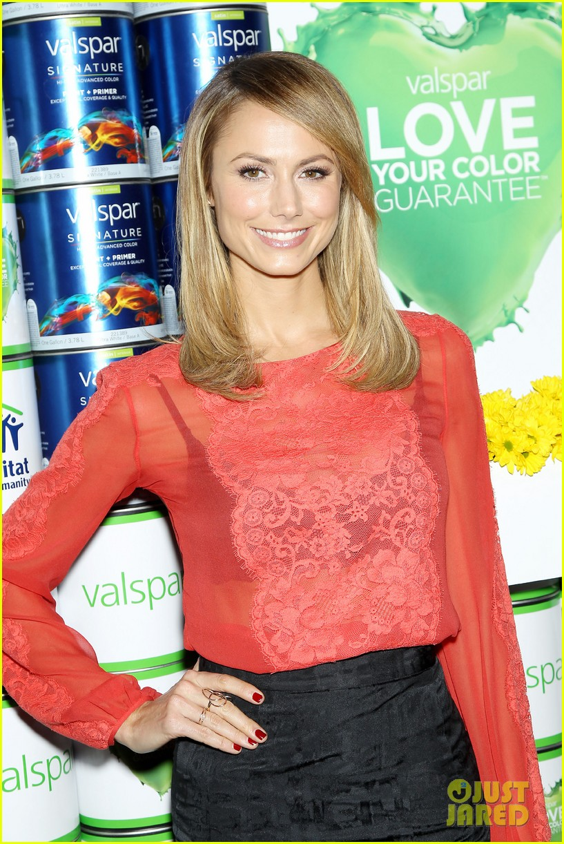 stacy keibler valspar love your color project 042744131