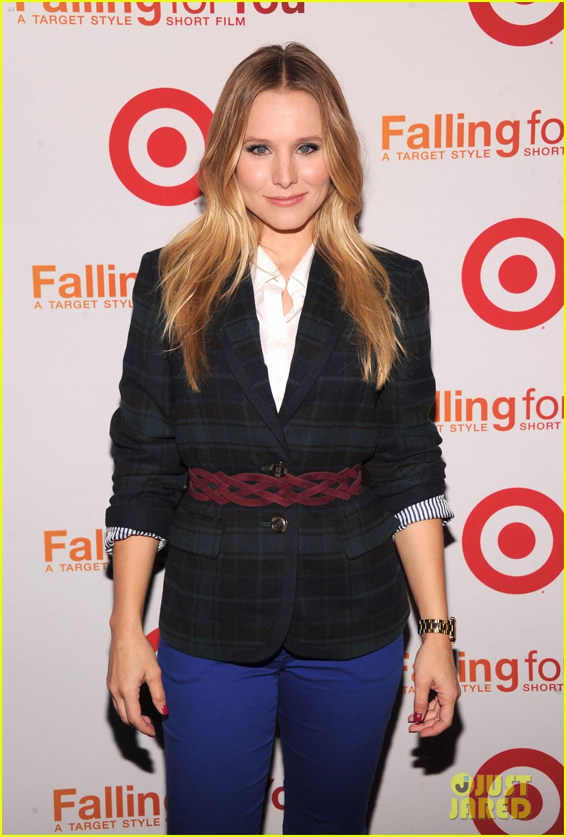 anna kendrick kristen bell target falling for you event 07