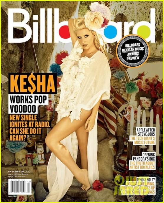 kesha covers billboard magazine 012737161