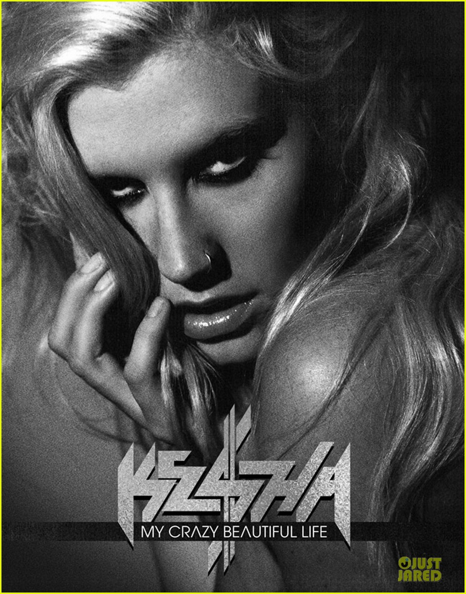 kesha my crazy beautiful life book cover revealed 052738892