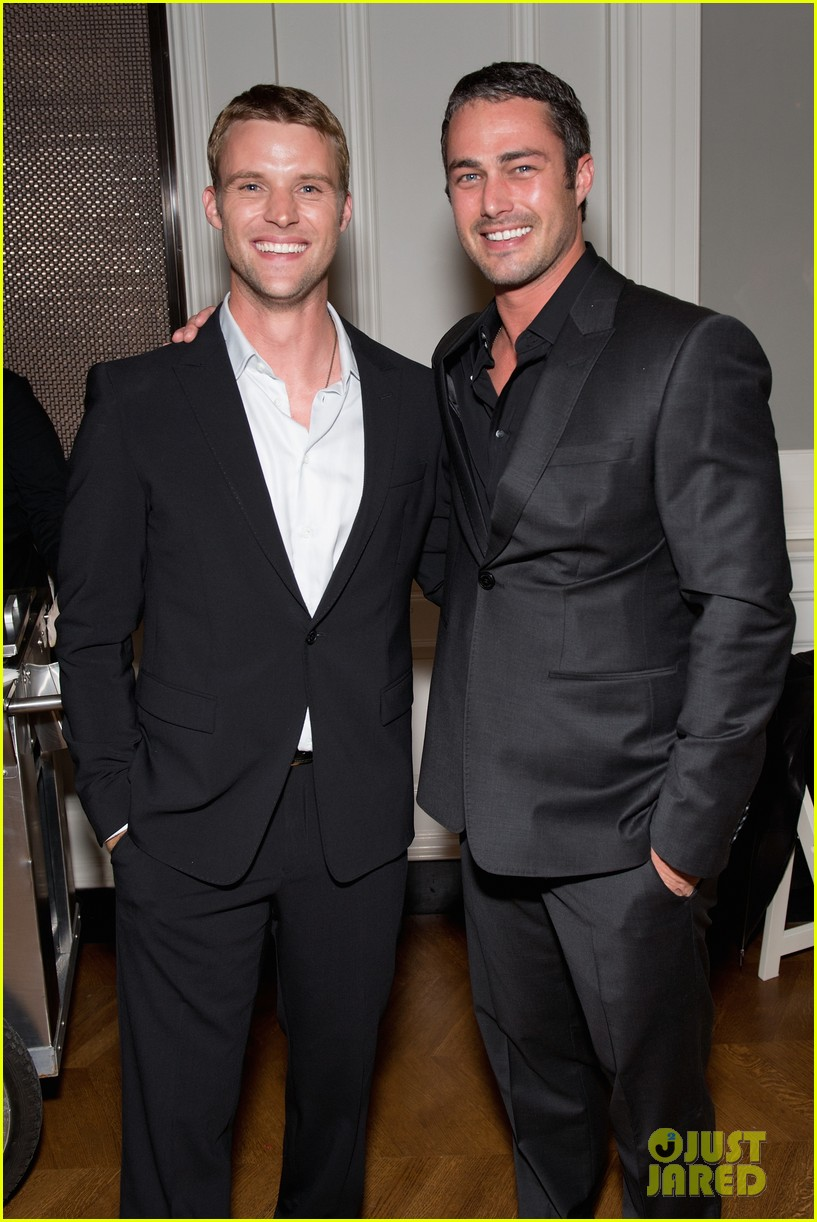 taylor kinney jesse spencer chicago fire premiere 052732350