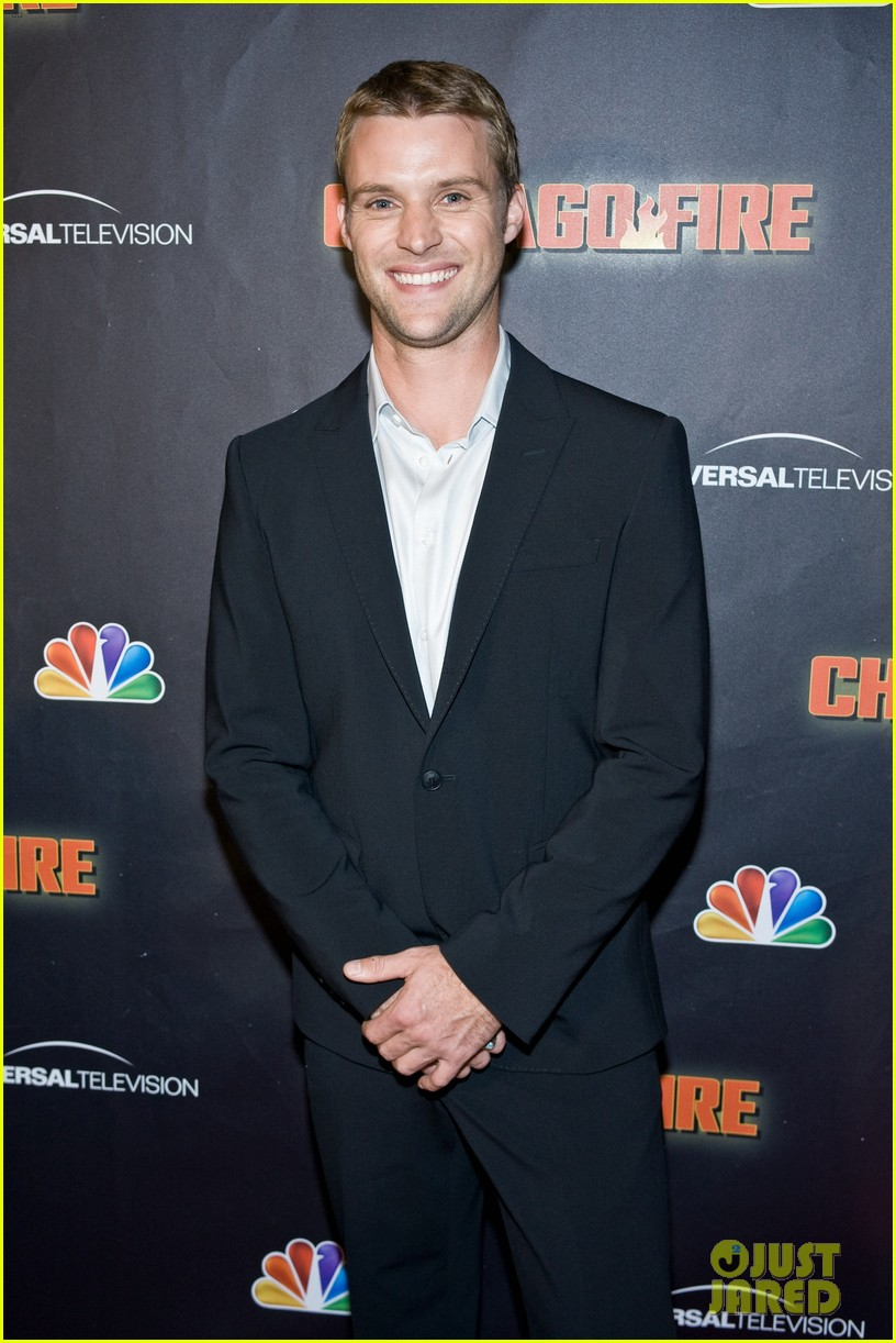 taylor kinney jesse spencer chicago fire premiere 122732357