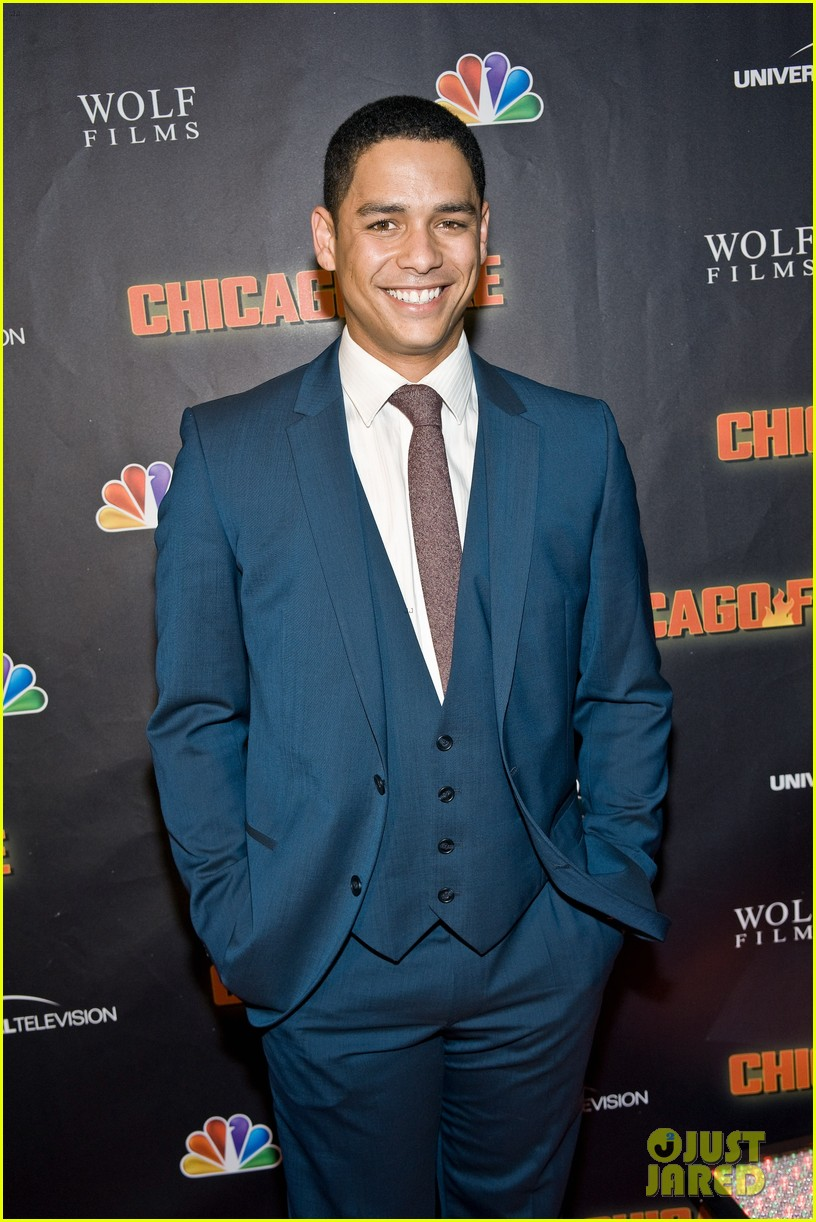 Charlie Barnett | Chicago Fire Wiki | FANDOM powered by Wikia