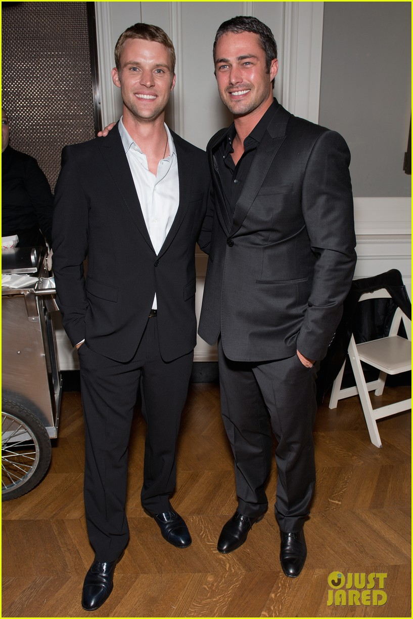 taylor kinney jesse spencer chicago fire premiere 332732378