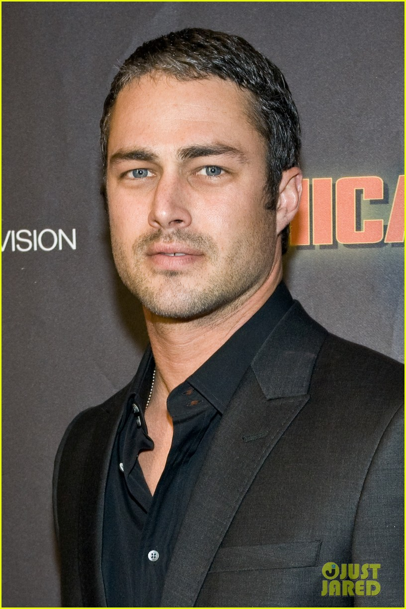 taylor kinney jesse spencer chicago fire premiere 432732388