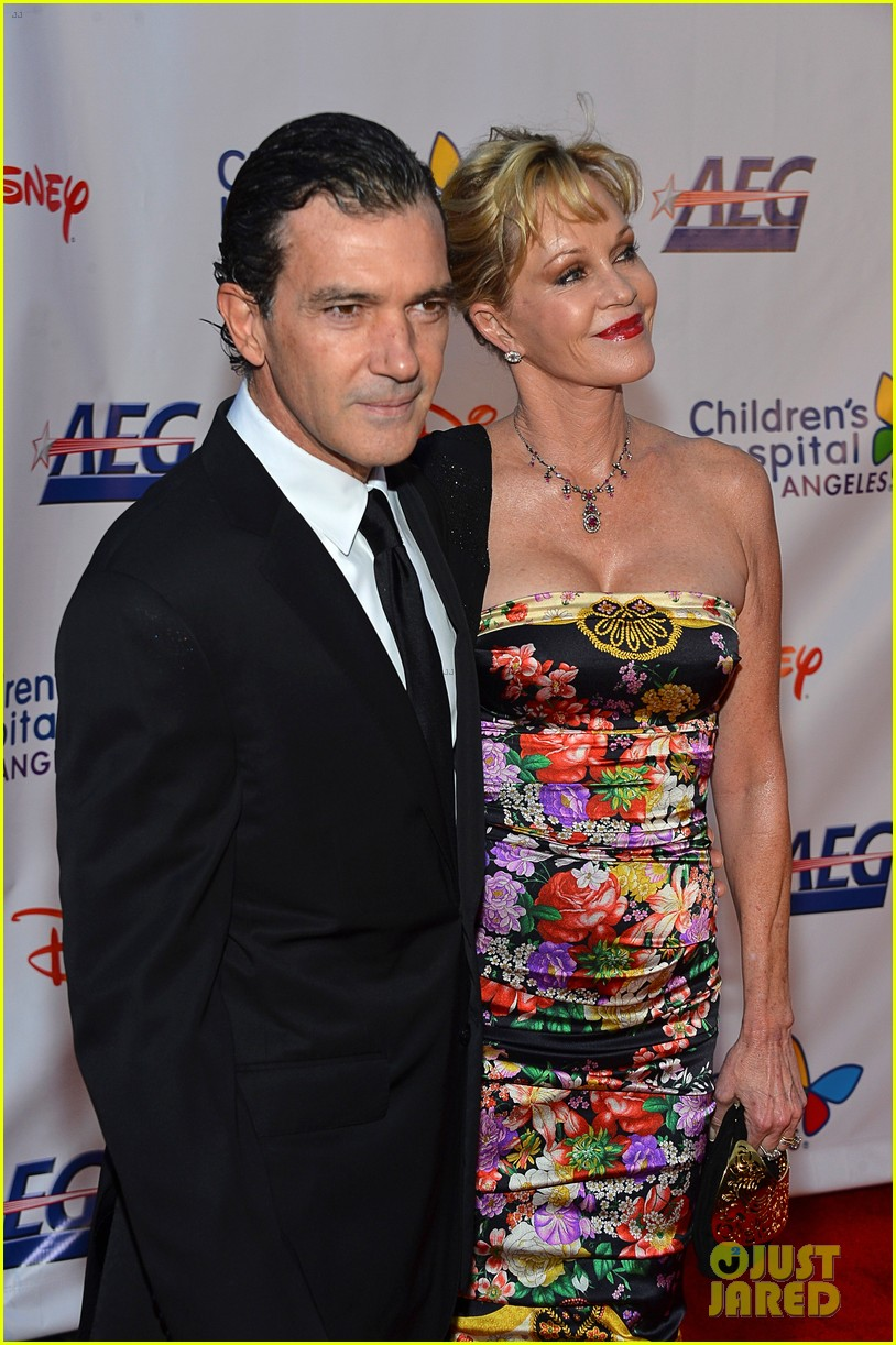 heidi klum melanie griffith childrens hospital gala 16