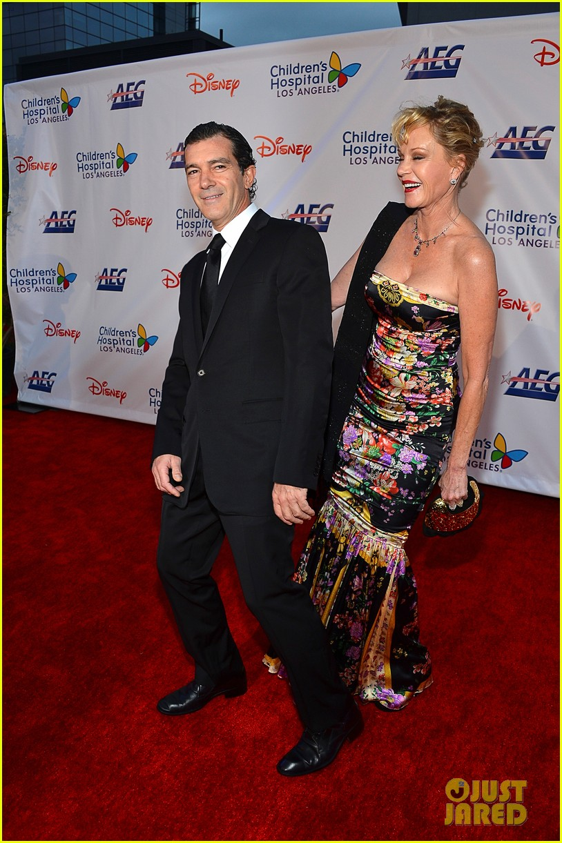 heidi klum melanie griffith childrens hospital gala 17