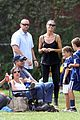 heidi klum martin kirsten pumpkin patch with the kids 19