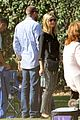 heidi klum soccer game with family 22