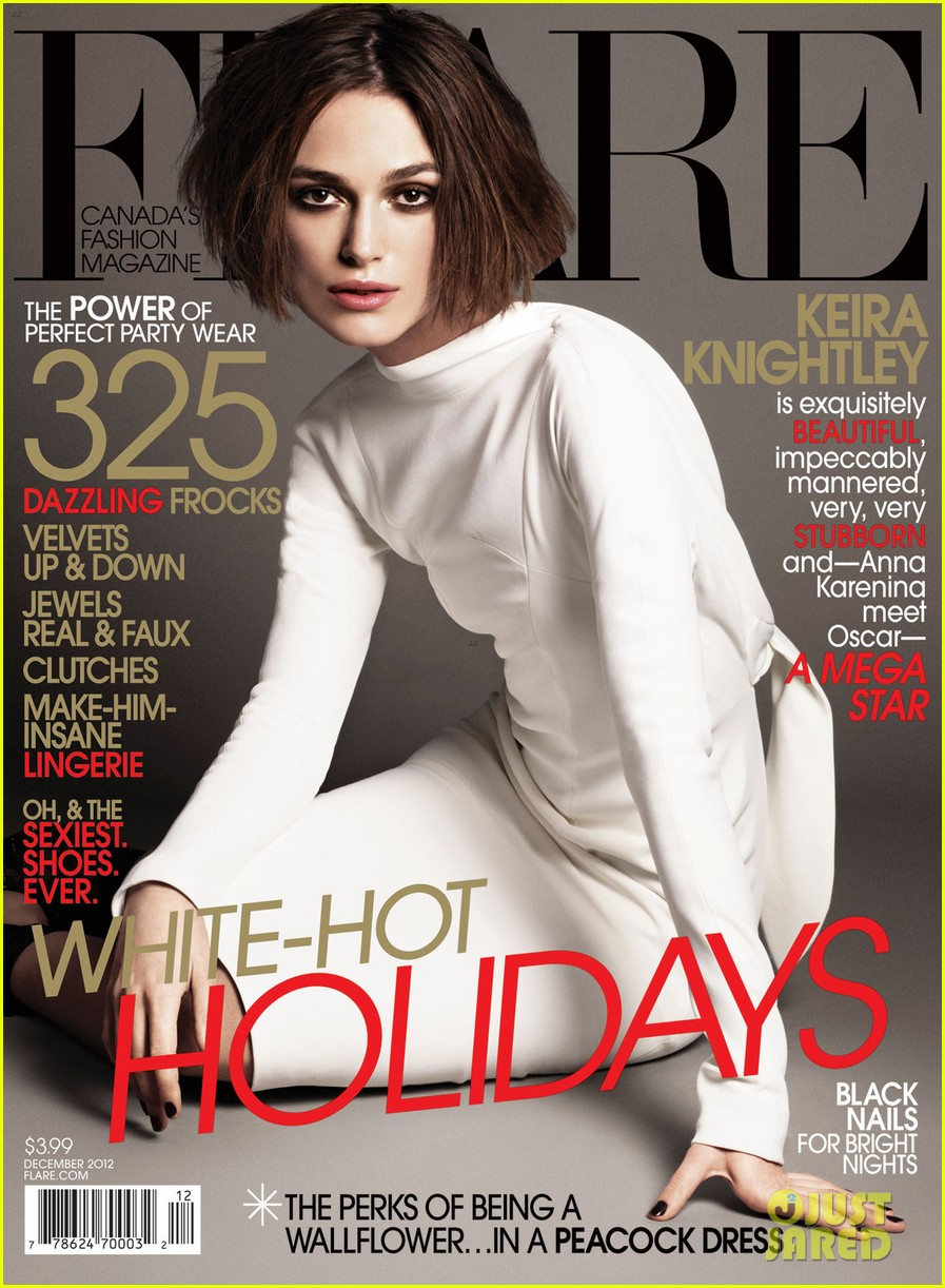 keira knightley covers flare magazine december 20122747737