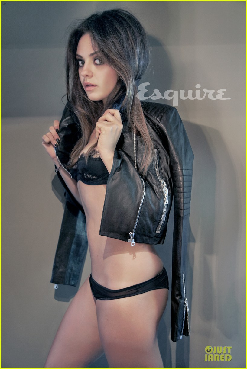 Kunis pictures naked mila
