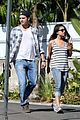 ashton kutcher mila kunis iced coffees to go 06