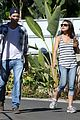 ashton kutcher mila kunis iced coffees to go 07