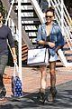 john legend chrissy teigen fred segal shoppers 22