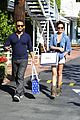 john legend chrissy teigen fred segal shoppers 29