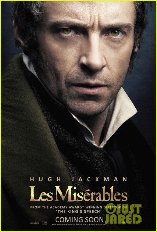 anne hathaway new les miserables posters 012737146