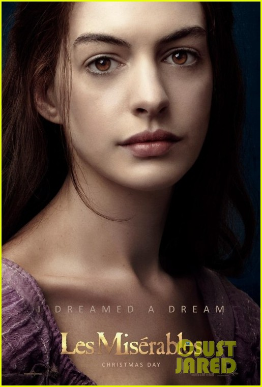 anne hathaway new les miserables posters 042737149
