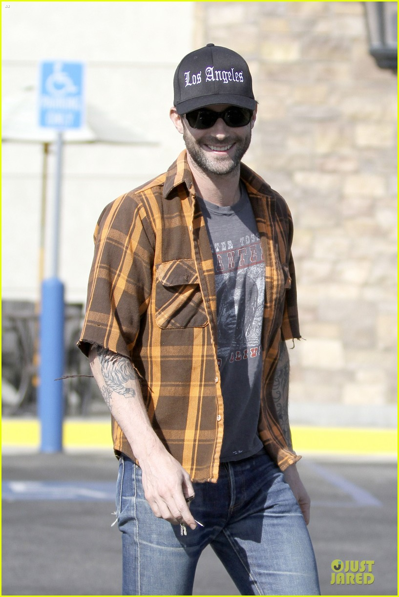 adam levine the grove appearance with the voice judges next week 172748998