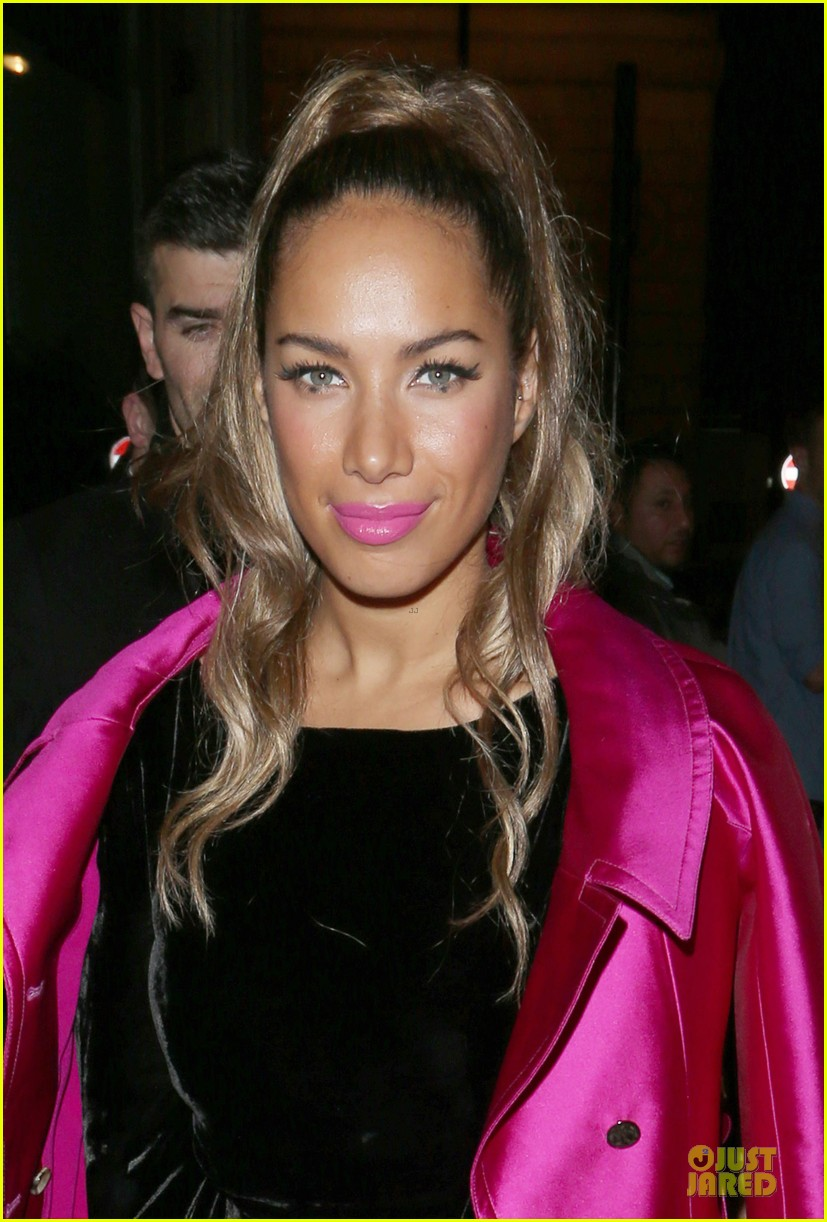 leona lewis mahiki nightclub in london 02