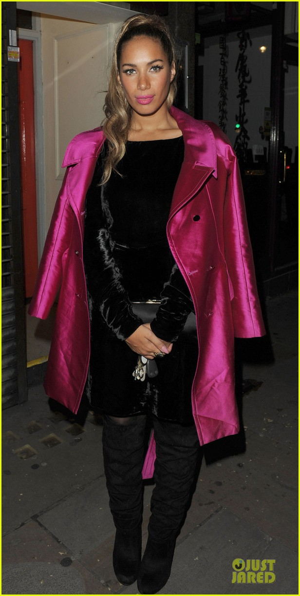 leona lewis mahiki nightclub in london 05
