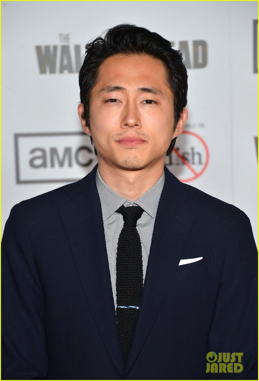 Andrew Lincoln Sarah Wayne Callies Walking Dead Season 3