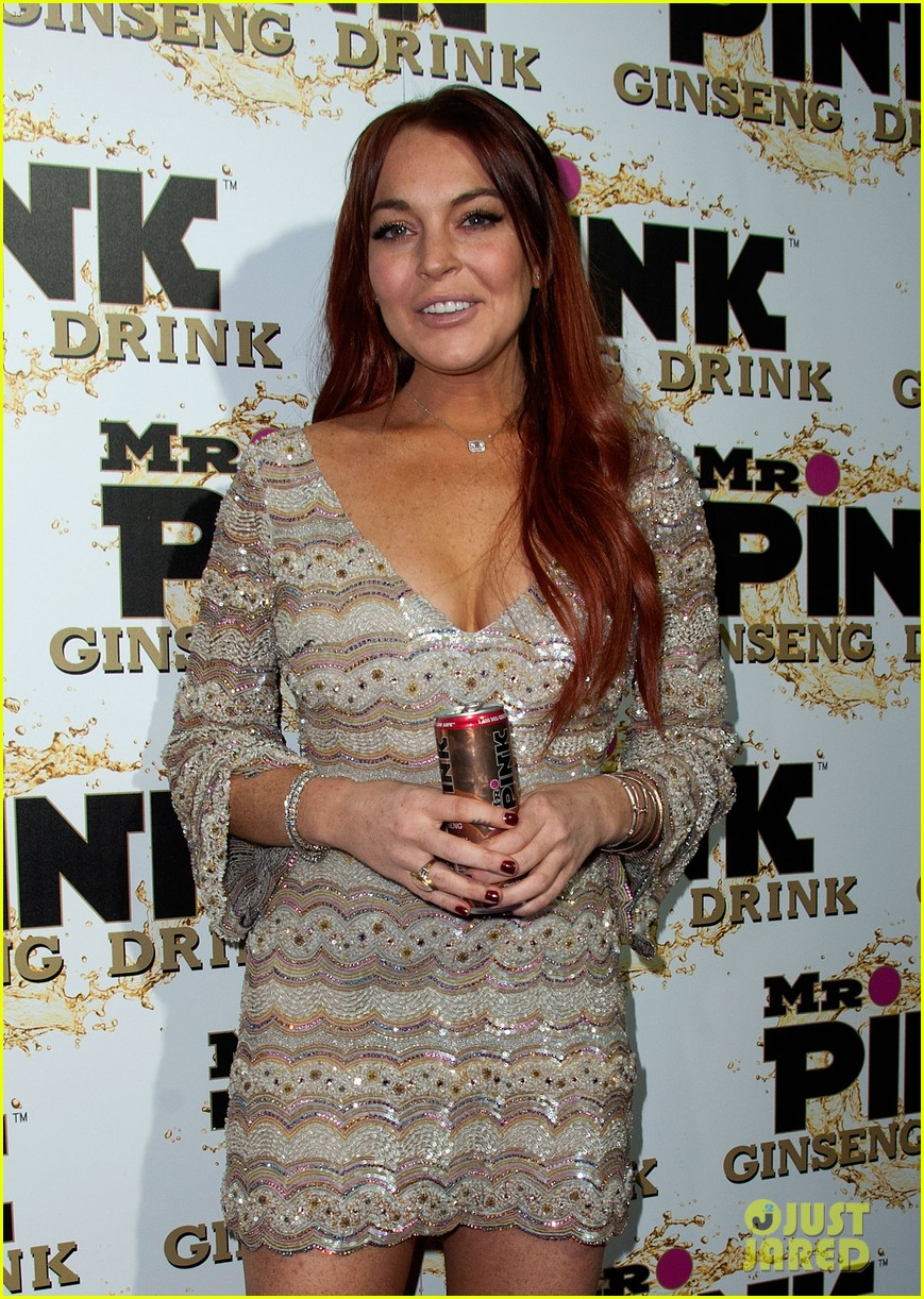 lindsay lohan promotes mr pink amidst family drama 082736921