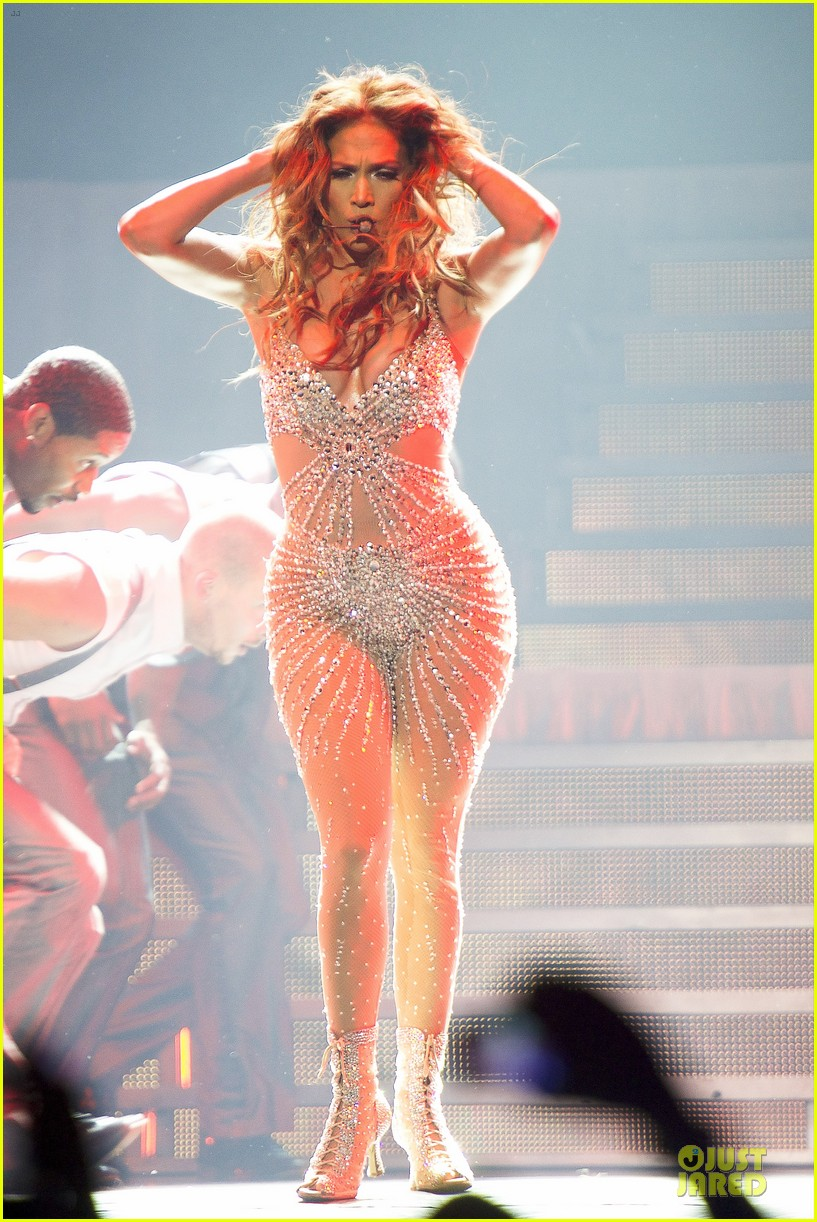 jennifer lopez madrid dance again concert 062734766