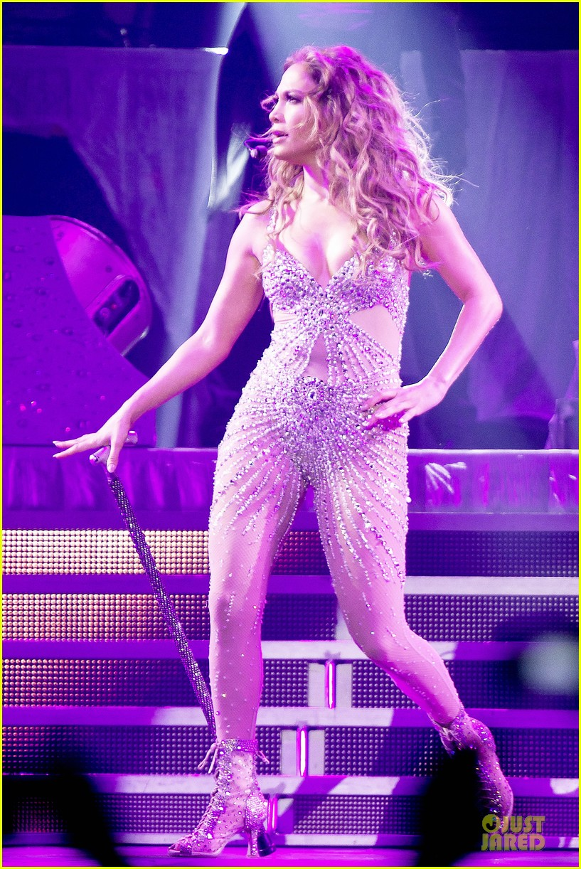 jennifer lopez madrid dance again concert 07