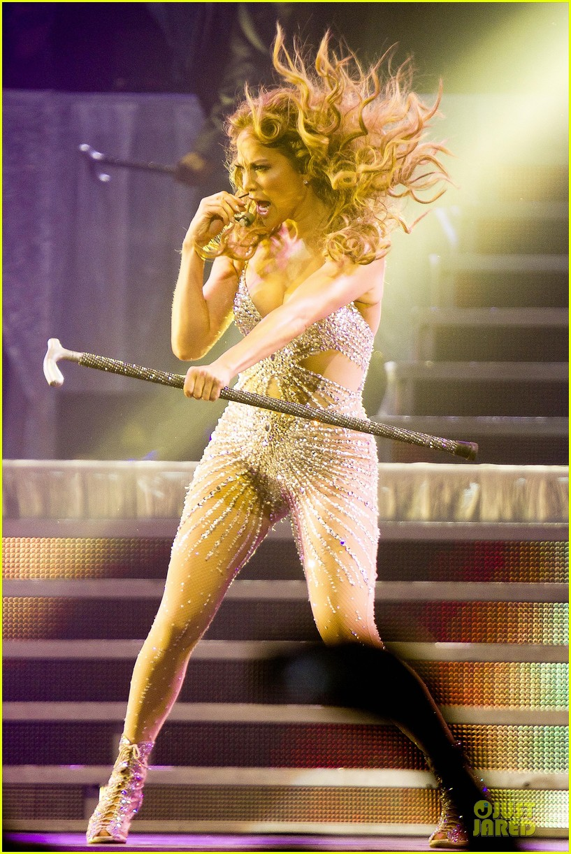 jennifer lopez madrid dance again concert 092734769