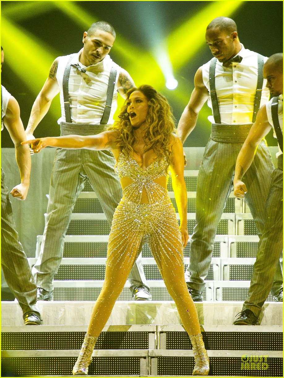 jennifer lopez madrid dance again concert 132734773